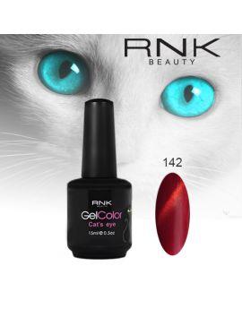 Cat Eye Gel Polish 15ml -Red 142