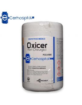 Peracetic cleansing and sterilizing powder 1 kg