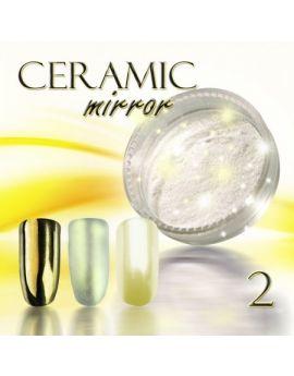 Ceramic Mirror Powder - Gold No 2