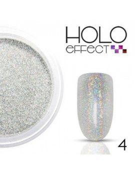 04. HOLO EFFECT Powder - SILVER