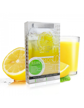 VOESH Pedi In A Box Deluxe 4-Step Lemon Quench