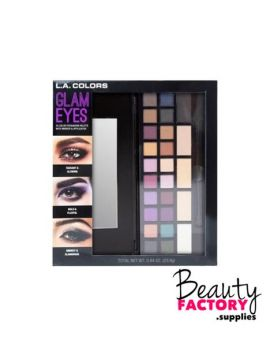L.A Colors - Glam Eyes Eyeshadow palette