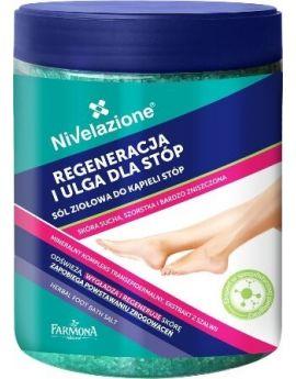 FARMONA - Nivelazione - softening foot bath pearls 230G