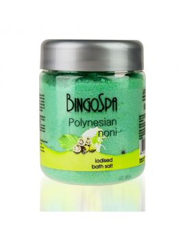 BINGOSPA - POLYNESIAN NONI - Salt bath with noni extract 580 g