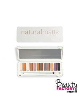 IDC Color - Naturalmatte Eyeshadow Palette