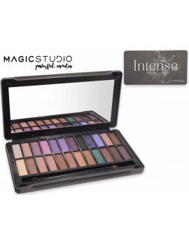 Magic studio - Intense 24 Eye Shadow color Palette