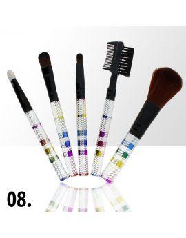 Make-Up Kit Brushes set of 5 elements