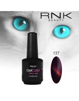 Cat Eye Gel Polish 15ml -Purple 137