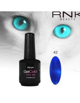 Cat Eye Gel Polish 15ml -Blue 42