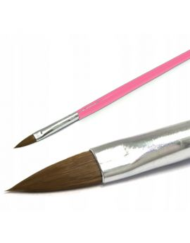 Acrylic Brush #10 Pink