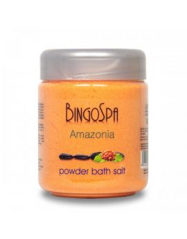 BINGOSPA - AMAZONIA - Salt Bath Guarana extract 580 g
