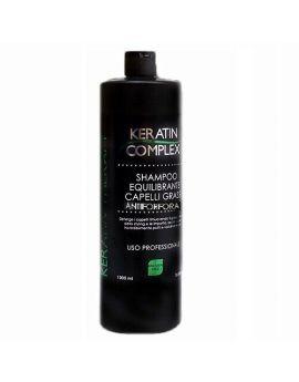 Keratin Complex Shampoo Capelli Grassi 1Ltr