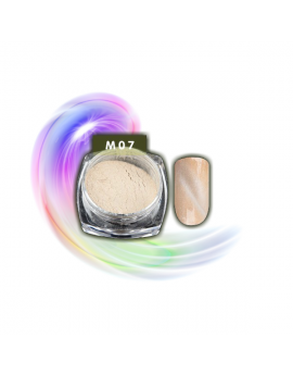 Champagne Nude Cat Eye Effect Magic Mirror Powder 5g/box M07