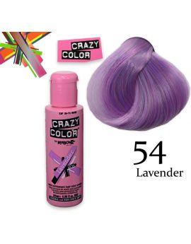 Crazy Color semi-permanent 100 ml LAVENDER