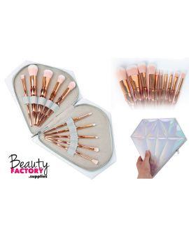 Makeup Brushes set (Diamond)