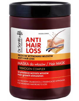DR. SANTE - Anti Hair Loss - Mask Against Hair Loss 1000ml