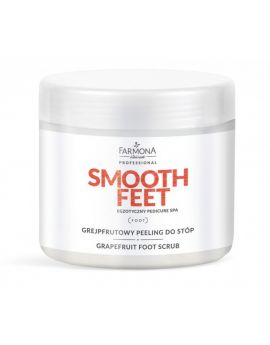 FARMONA - SMOOTH FEET - GRAPEFRUIT FOOT SCRUB 690g