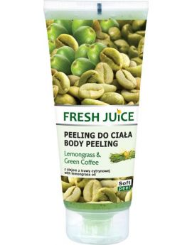 Fresh Juice Body Scrub Lemongrass & Green Coffee 200ml
