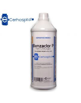 Benzaclor Instrument disinfection liquid 1Litre