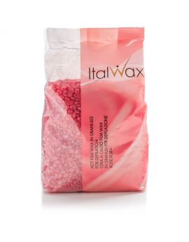 Rose Wax - hard wax in low temperature drops for epilation 500g