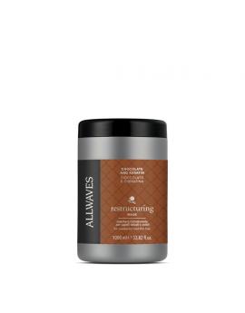 ALLWAVES Chocolate & Keratin Mask 1000ml