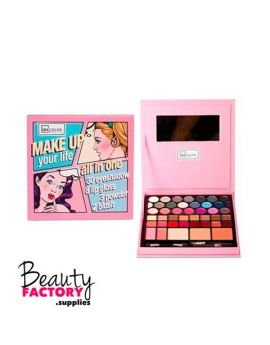 IDC Color - Make Up Your Life Makeup Set