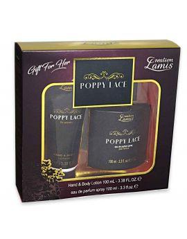 Creation Lamis Poppy Lace - Hand & body lotion 100ml / Eau De Parfum 100ml