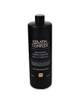 Keratin Complex Restructuring Keratin shampoo 1Ltr