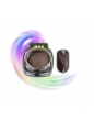 Burgundy Cat Eye Effect Magic Mirror Powder 1g/box M08
