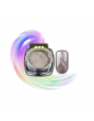 Silver Nude Cat Eye Effect Magic Mirror Powder 1g/box M09